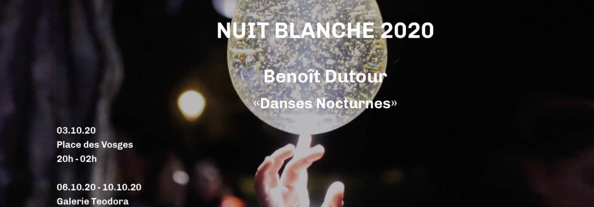 Nuit Blanche - Benoît Dutour